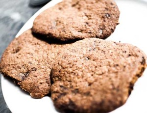 Sunne sjokoladecookies