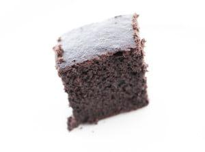 Sjokoladekake med quinoa