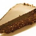 rå brownies
