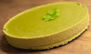 grønn ostekake