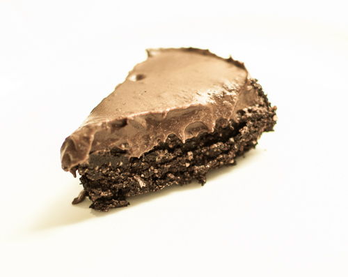 hjemmelaget brownies med kakao