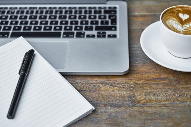 Hvordan starte din egen matblogg